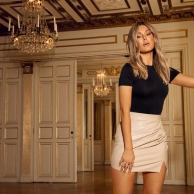 Bianca Ingrosso för Nelly.com