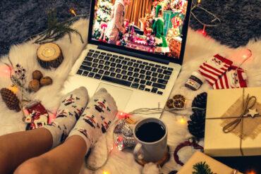 Fira en digital jul. Såhär gör du det bästa av situationen